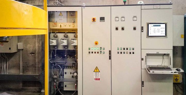 Sistema controllo remoto